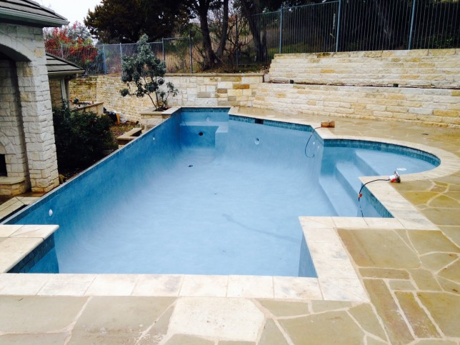 Custom Design by Aloha Pools Austin